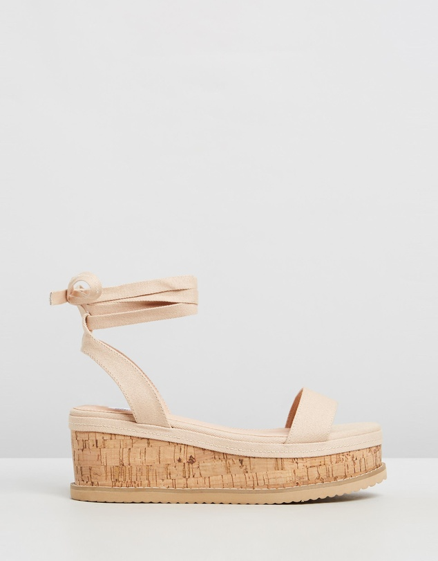 Dazie - Riley Flatforms