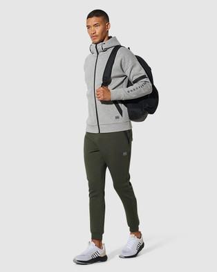 Superdry Sport Training Gymtech Zip Hoodie - Hoodies (Grey Marle)