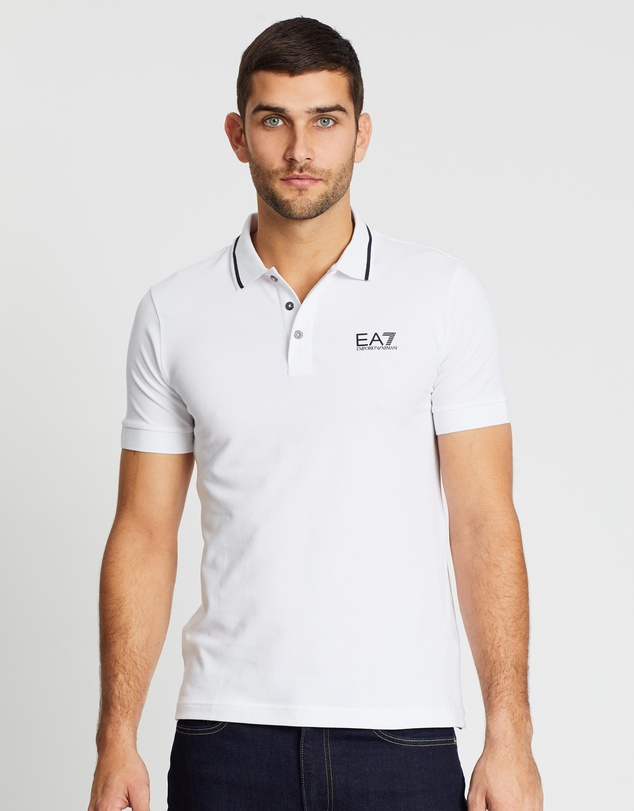 2bd16b16 EA7 Polo Shirt