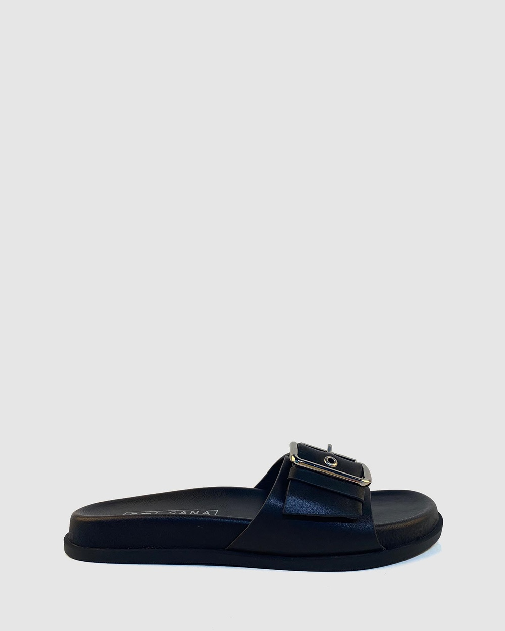 Sol Sana Kyle Slides Wedge Boots Black Australia