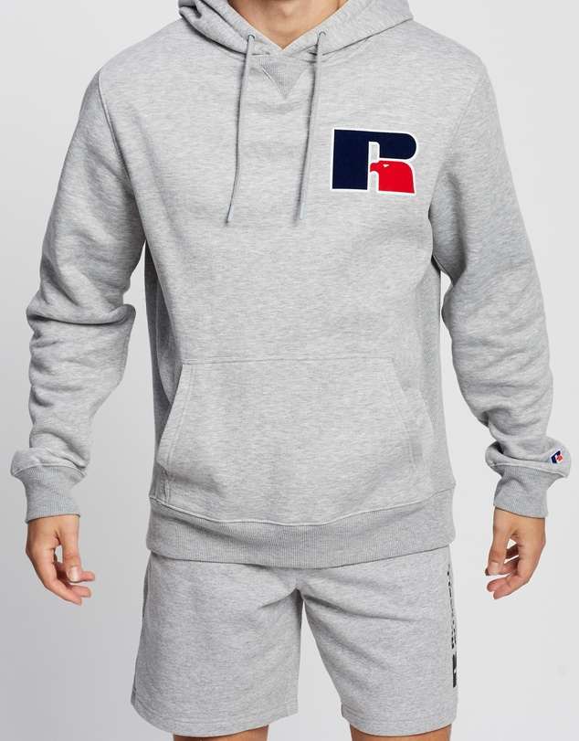 Russell Athletic - Russell Applique Hoodie