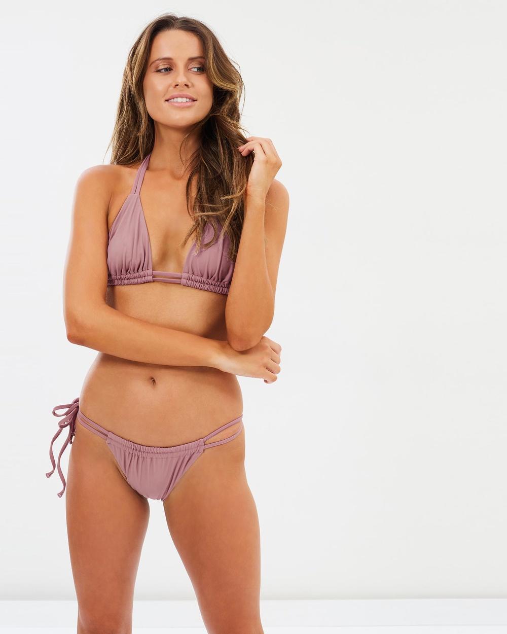 Tanliines The Radical Briefs Bikini Bottoms Lilac The Radical Briefs