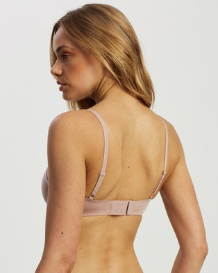 Berlei Luxe Demi Bra - Underwire Bras (Dusted Blush)