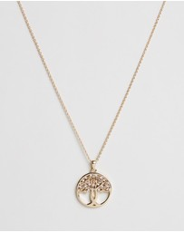 Mestige - Tree of Hope Necklace with Swarovski® Crystals