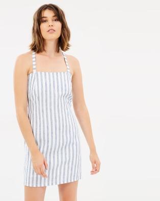 Jillian Boustred – Jojo Mini Dress Stripe