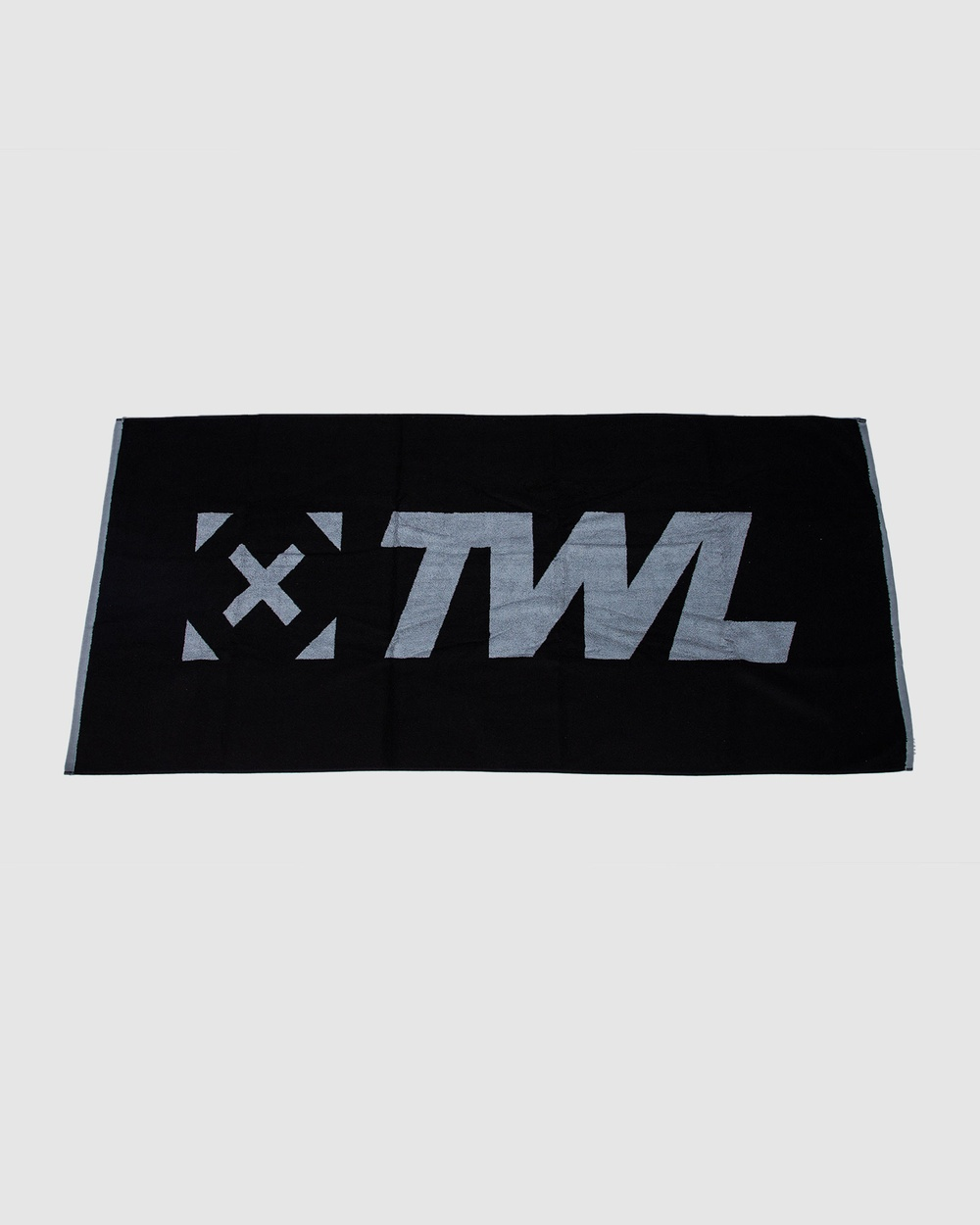 The WOD Life Large Everyday Towel Gym Towels Black