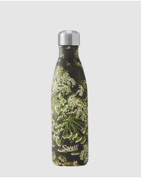 S'well - Insulated Bottle Flora & Fauna Collection 500ml Queen Ann's Lace