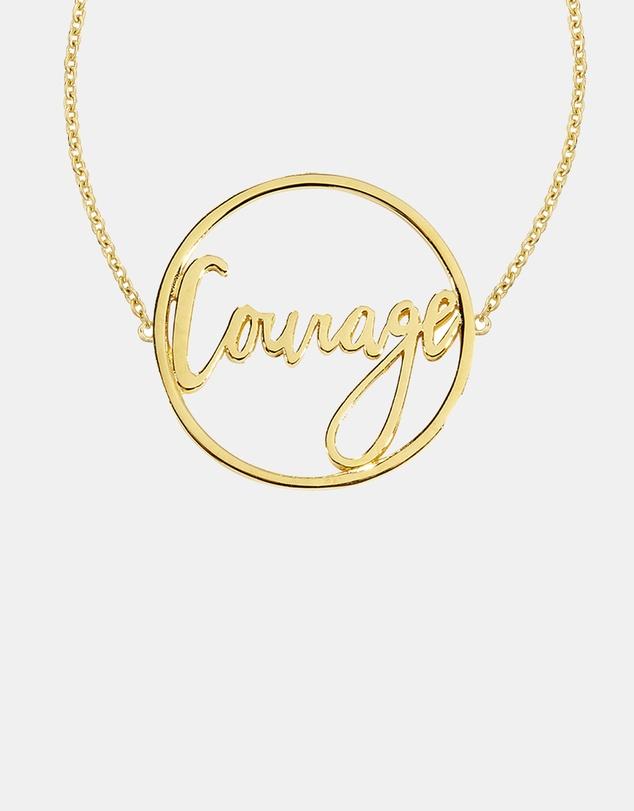 Women Courage Bracelet