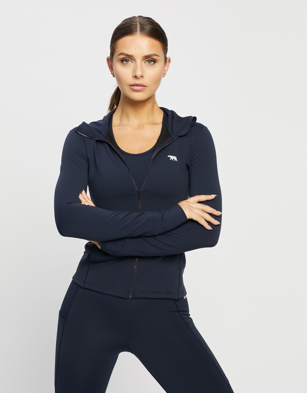 Running Bare - Bare The Elements Zip Jacket