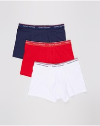 Tommy Hilfiger - Big & Tall 3-Pack Trunks