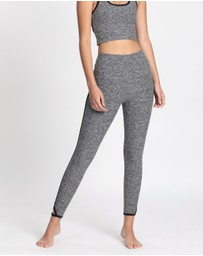 Beyond Yoga - High-Waisted Midi Leggings