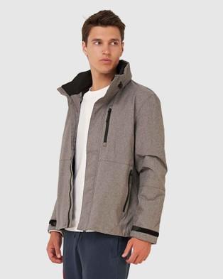 Superdry Hurricane Jacket - Coats & Jackets (Mid Grey Marle)