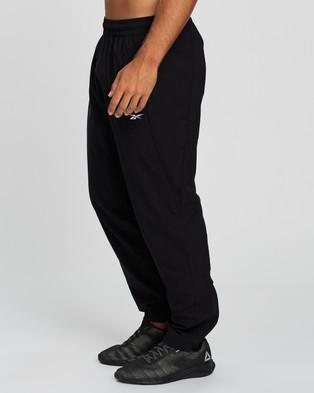 Reebok Performance Workout Ready Track Pants - Track Pants (Black)