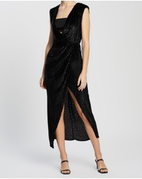 Manning Cartell - Velvet Underground Sleeveless Dress