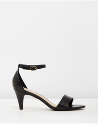 Atmos&Here - ICONIC EXCLUSIVE - Anika Leather Heels