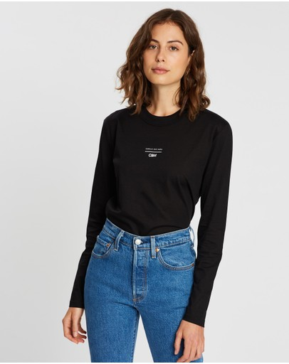 C&M CAMILLA AND MARC - Agnes Long Sleeve Tee