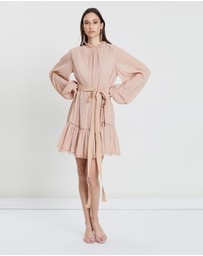 Keepsake the Label - Murmur Long Sleeve Dress