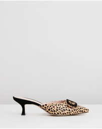 Atmos&Here - Ophelia Leather Heels