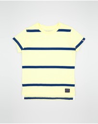 Rookie by Academy - Blizzard Stripe Tee - Kids