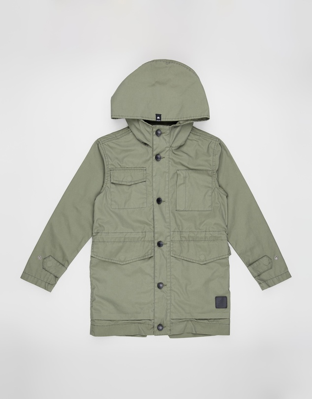 St Goliath Kids - Bromeley Hooded Jacket - Teens