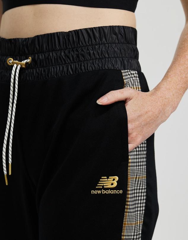 Women NB Athletics Higher Learning Stripe Track Pants