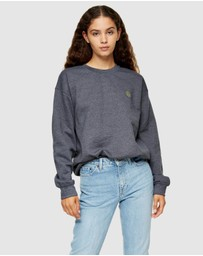 TOPSHOP - World Sweatshirt