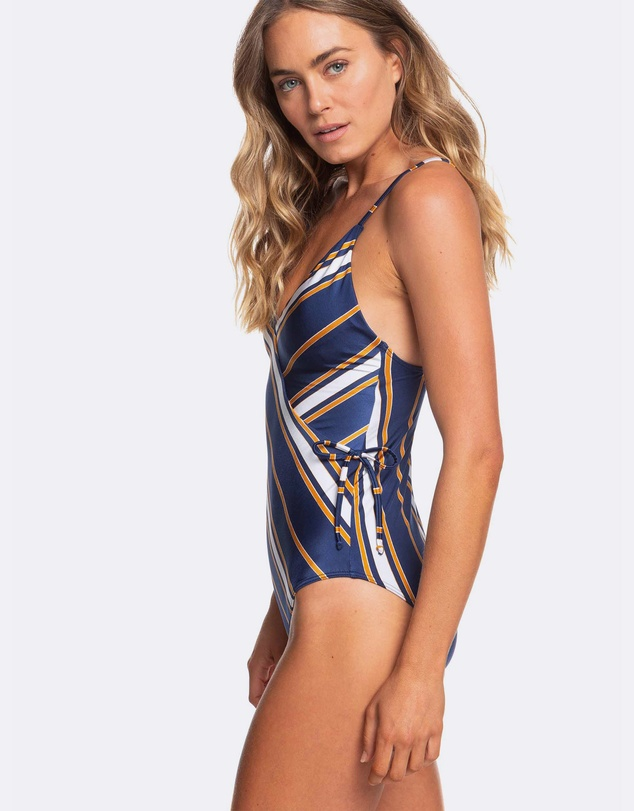 Roxy - Womens Romantic Senses One Piece Swimsuit