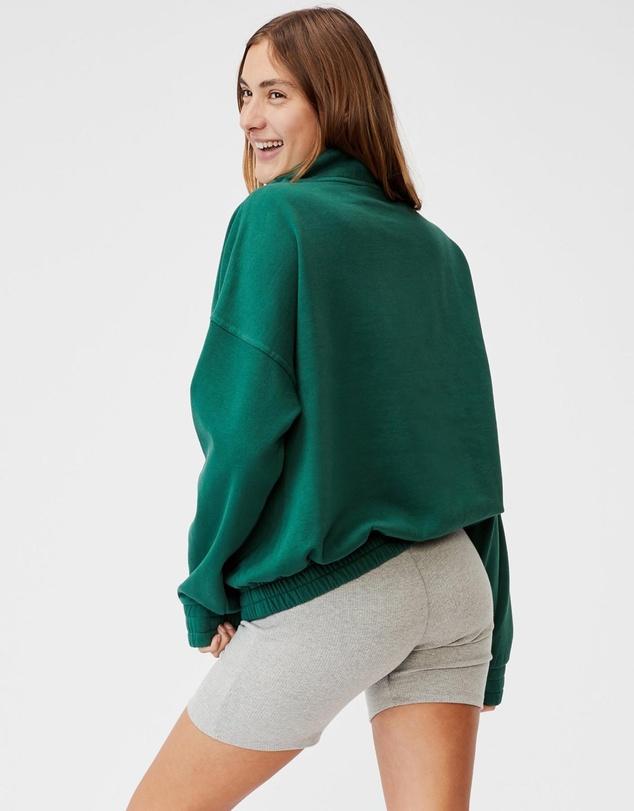 Women NRL Fleece 1/4 Zip Jumper