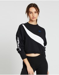Reebok Performance - Meet You There Colourblocked Crew