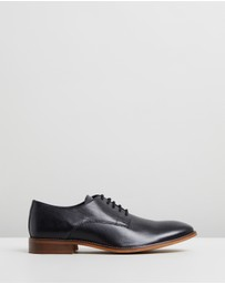 Double Oak Mills - Baxt Leather Derby