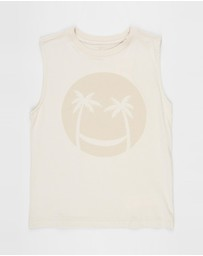 Cotton On Kids - Otis Muscle Tank - Kids-Teens