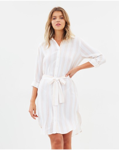 Atmos&Here - ICONIC EXCLUSIVE - Ellie Shirt Dress
