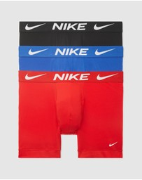 Nike - Essential Micro Boxer Briefs - 3-Pack