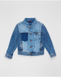 Tommy Hilfiger - Block Trucker Jacket - Teens