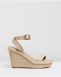 SPURR - ICONIC EXCLUSIVE - Zaina Wedges