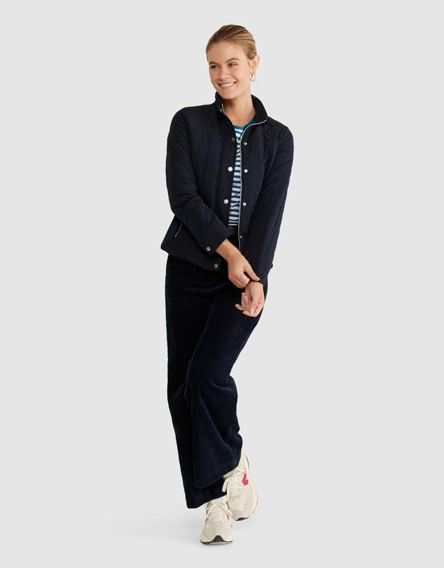 Women Vera Quilted Jacket