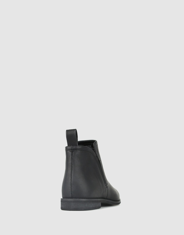 Women Excite Flat Ankle Boots