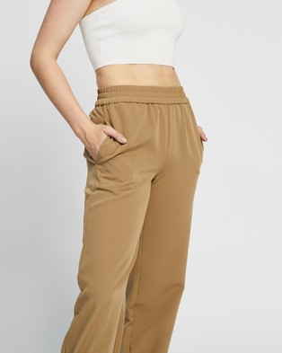 4th & Reckless Aiden Trousers - Pants (Olive)