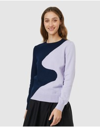 Gorman - Sandscape Knit Jumper