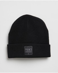 Yuki Threads - Front & Centre Beanie