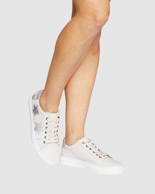 Jane Debster Campus - Lifestyle Sneakers (CREAM)