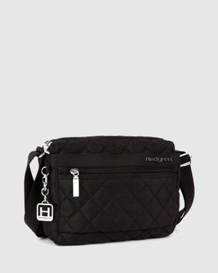 Hedgren Carina Small Crossbody - Handbags (Black)