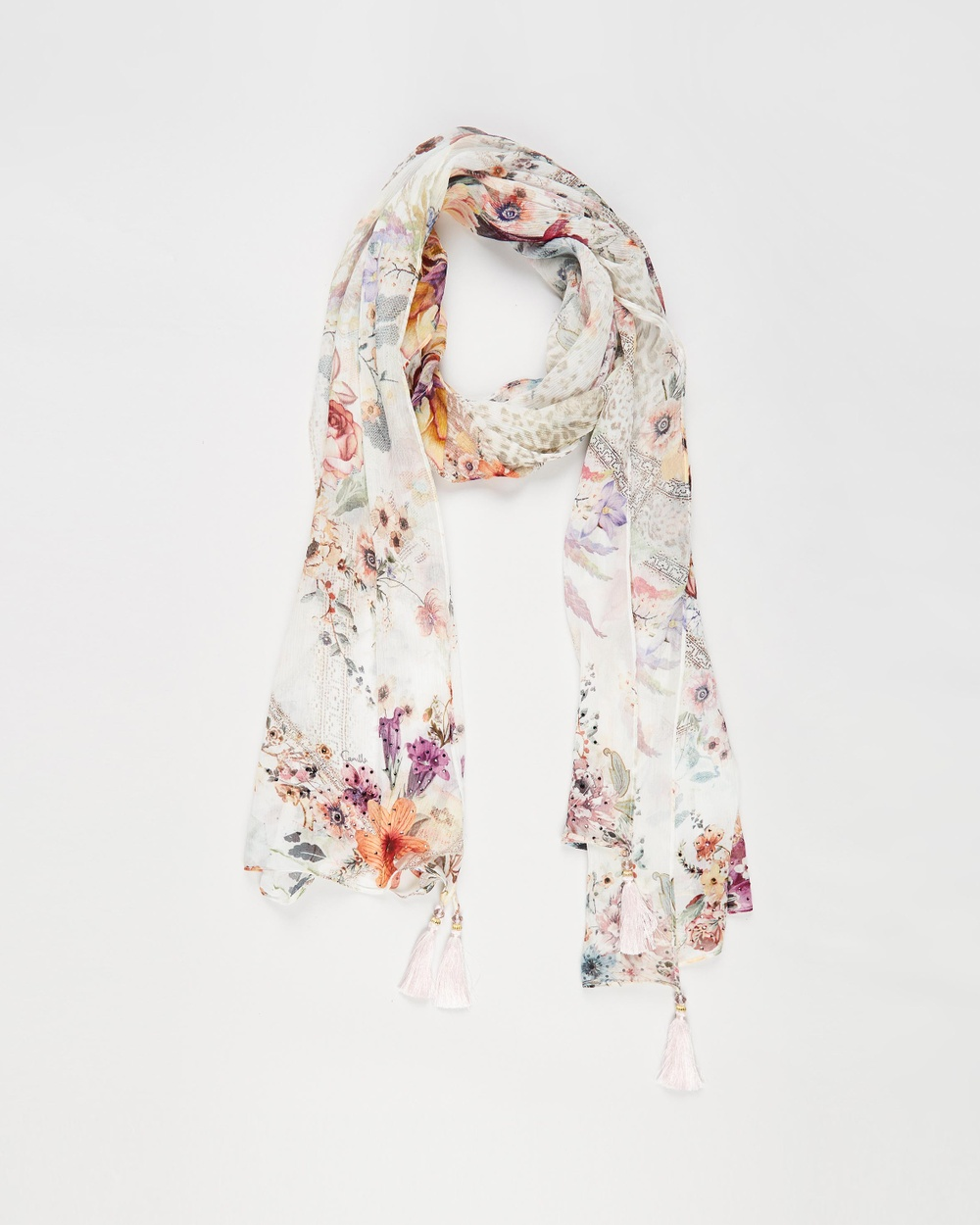 Camilla Long Scarf Scarves & Gloves Sew In Love