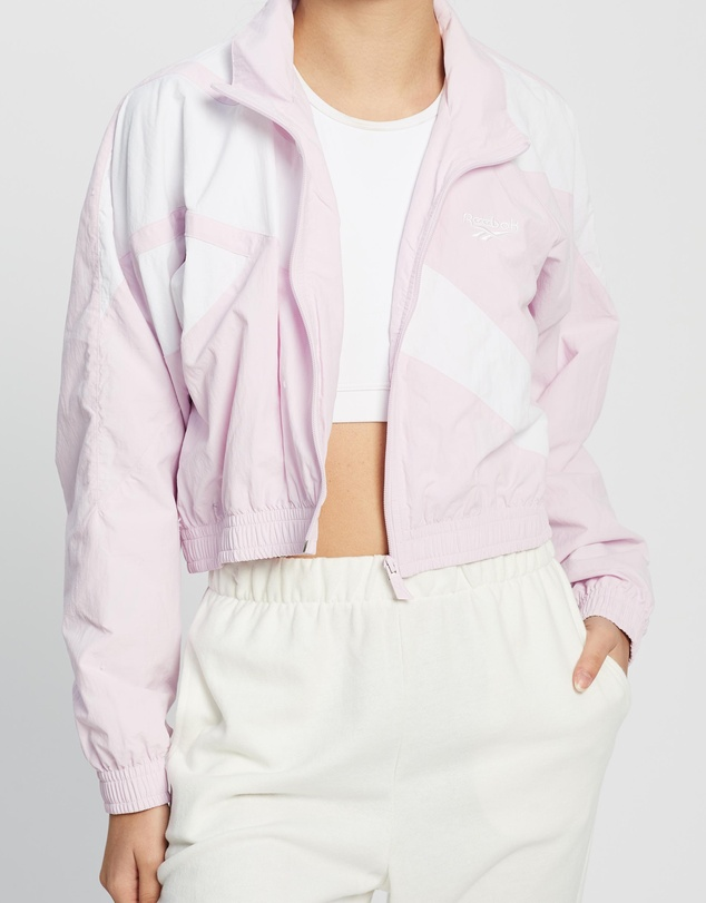 Reebok - Classics Vector Cropped Track Jacket