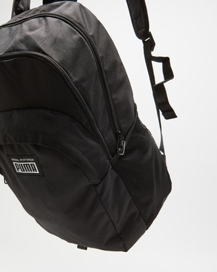 Puma Academy Backpack - Backpacks (Puma Black)