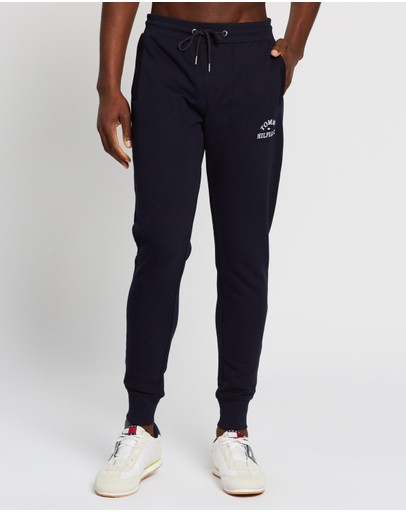 Tommy Hilfiger - Basic Embroidered Sweatpants