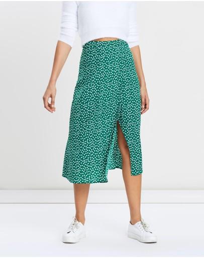 25ef9bc4f450 Green Skirt   Green Skirts Online   Buy Women's Green Skirts Australia  -  THE ICONIC