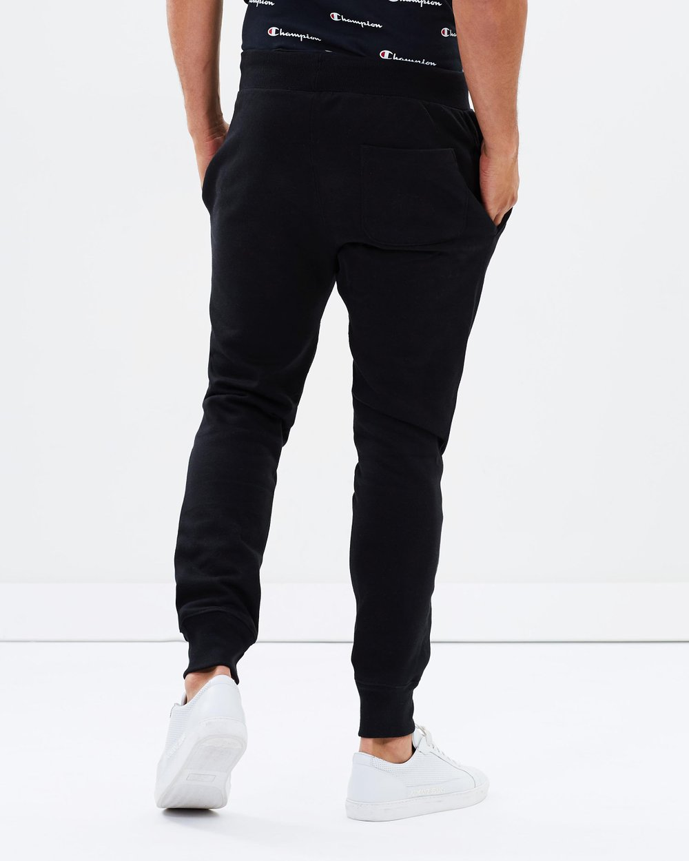 1ffc8d77d58 Reverse Weave Trim Joggers by Champion Life Online | THE ICONIC | Australia