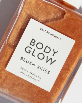 Salt by Hendrix Body Glow   Blush Skies - Beauty (Rose Gold)