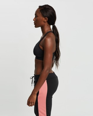 adidas Performance Don't Rest Bra - Crop Tops (Black, Grey Four & White)